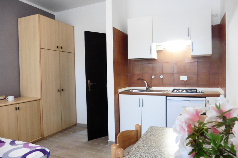 Lido di Spina, studio apartment to rent - Fieramosca